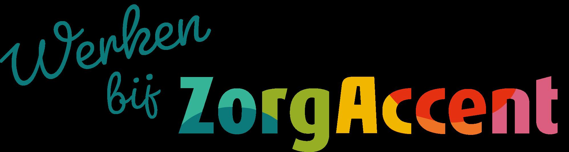 Logo werken bij ZorgAccent